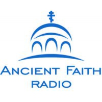 Logo of radio station Ancient Faith Radio