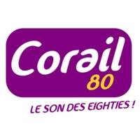 Logo of radio station Corail 80