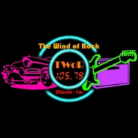 Logo de la radio The Wind of Rock