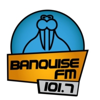 Logo of radio station Banquise FM