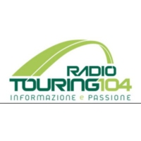 Logo of radio station Radio Touring 104