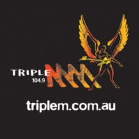 Logo of radio station Triple M Sydney