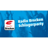 Logo of radio station Radio Brocken - Schlagerparty