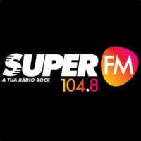Logo of radio station Rádio Super FM