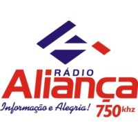 Logo of radio station Alianca 750 AM