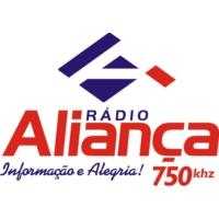 Logo de la radio Alianca 750 AM