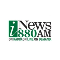 Logo of radio station iNews