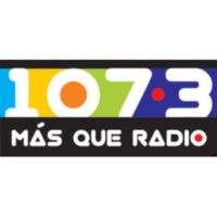 Logo of radio station XHCIF 107.3 Más Que Radio