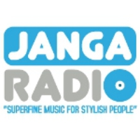 Logo of radio station Janga Radio