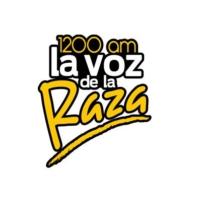 Logo de la radio La Voz de la Raza Deportes