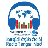 Logo of radio station Radio Tanger Med