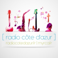 Logo of radio station Radio Côte d'Azur
