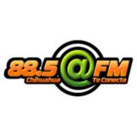 Logo of radio station XHDI @FM 88.5 FM
