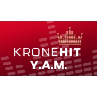 Logo of radio station KRONEHIT Y.A.M.