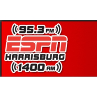 Logo of radio station WHGB ESPN 1400