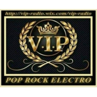 Logo of radio station VIP WEB