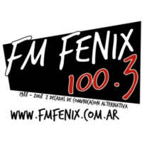 Logo de la radio Fenix 93.1 FM