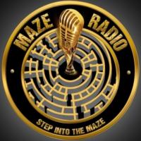 Logo of radio station Maze Radio