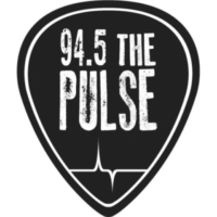 Logo of radio station KXIT 94.5 The Pulse