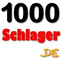 Logo de la radio 1000 Schlager
