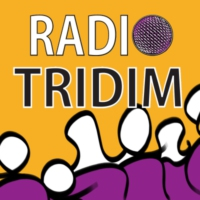 Logo of radio station Radio Tridim