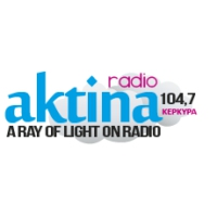 Logo of radio station Aktina Radio 104.7