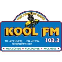 Logo de la radio Kool 103.3 FM