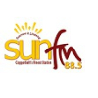 Logo of radio station Sun fm Zambia