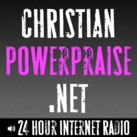 Logo of radio station Christian Power Praise