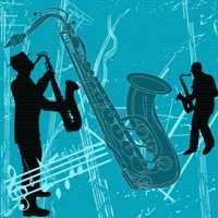 Logo of radio station JAZZRADIO.com - Cool Jazz