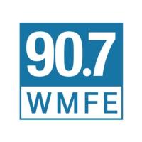 Logo of radio station WMFE 90.7 News
