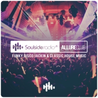 Logo of radio station ALLURE Club - Soulsideradio.fr