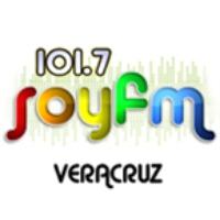 Logo of radio station XHPR Soy FM