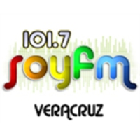 Logo of radio station XHPR Soy FM