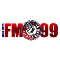 Logo of radio station FM99