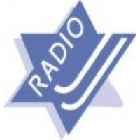 Logo of radio station radio judaica bruxelles
