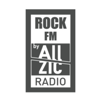 Logo of radio station Allzic Rock FM