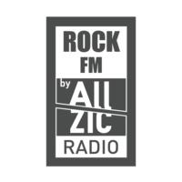 Logo de la radio Allzic Rock FM