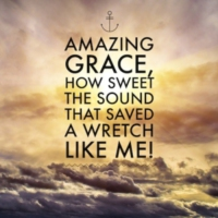 Logo of radio station Amazing Grace