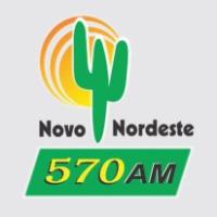 Logo of radio station Rádio Novo Nordeste