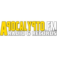 Logo of radio station APOCALYPTO.FM RADIO