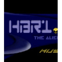 Logo of radio station HBR1 I.D.M. Tranceponder