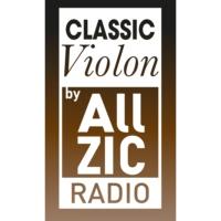 Logo of radio station Allzic Radio CLASSIC VIOLON