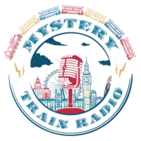 Logo of radio station Mystery Train Radio