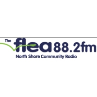 Logo of radio station The Flea FM