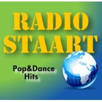 Logo of radio station Radio STAART  Pop & Dance Hits