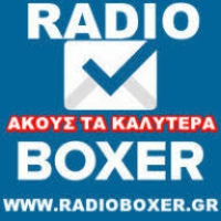 Logo of radio station RADIO BOXER