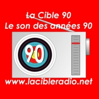 Logo of radio station La Cible 90
