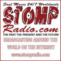 Logo of radio station Stomp Radio