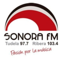Logo of radio station Sonora FM